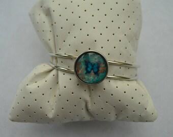 chunk Butterfly bracelet