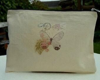 beige Butterfly Kit 28/20 cm