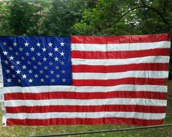 Vintage U.S. Flag