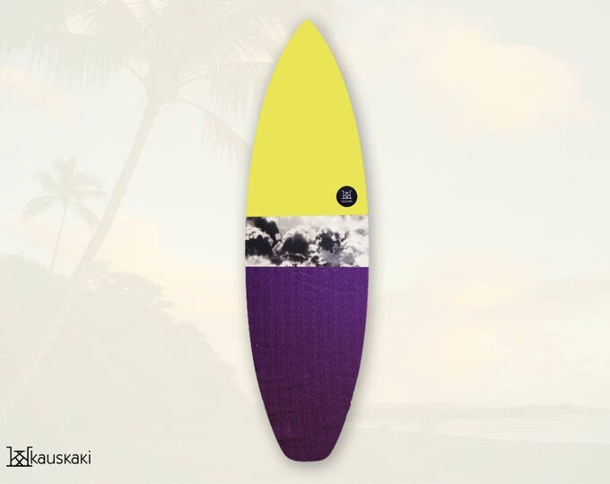 Canary On Marble | Surfboard Sock