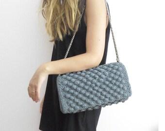 Bobble Crochet Bag