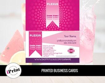 Plexus Business Card • Plexus Slim Business Cards • Plexus Marketing Business Card • PLX-BC-012