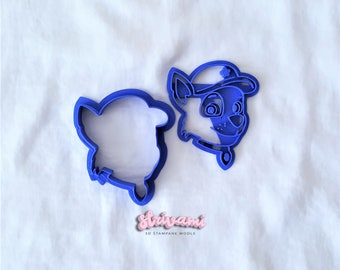 Paw Patrol Cookie Cutter,Birthday Cookie Cutters,Animals Cookie Cutter,Cartoon Cookie Cutter,Baby Themed Cookie Cutters,Baby Cookie Cutter