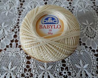 Crochet DMC 50 g Lisle babylo cotton