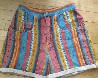 Gitano High Rise Shorts
