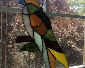 Stained Glass Window Decor