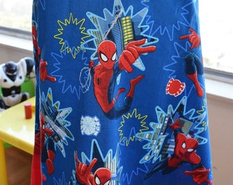Airy Spiderman dress 4-5T