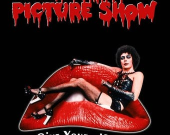 Back to School Sale: Rocky Horror Picture Show Movie POSTER