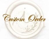 10 Mini Light Grey Agate Cards / Custom Order For Kristen