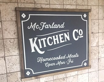 """Personalized Kitchen Co 