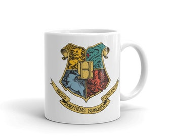 Harry Potter Mug, Harry Potter Gift, Hogwarts,  Espresso Patronum, Hogwarts Mug, Hogwarts Sign, Hogwarts Castle, Coffee Mug, Harry Potter Fa