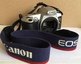 Canon Camera EOS 500n - Rebel G 35mm Film Camera - Strap Included Camera Body Only - Flash SLR