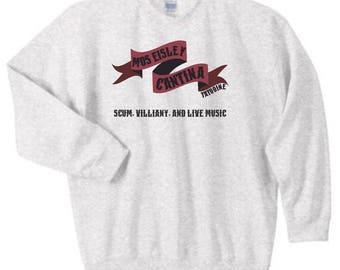 Mos Eisley Cantina Sweatshirt, Custom Star Wars Crewneck Sweatshirt, Sizes S-5XL, Gift for Her, Gift For Him. 18000