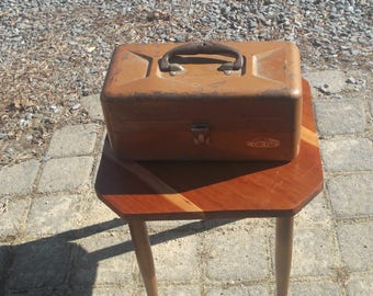 Old Pal Tackle Box --Made in the U.S. of A.