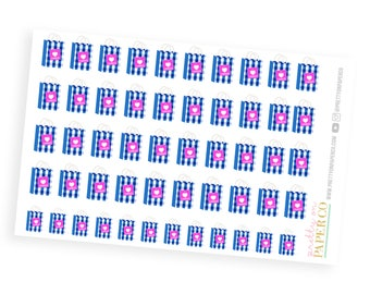 I Love Candles Shopping Bags- Planner Stickers