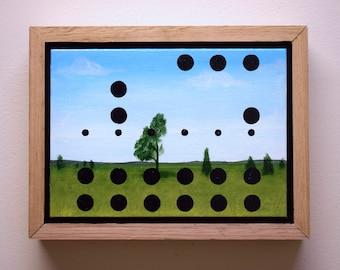 060115 - Acrylic on Canvas - Landscape