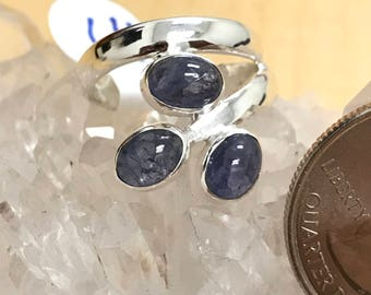 Kyanite Ring Size 6 1/2