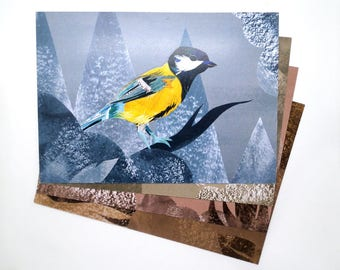 Birds A6 Postcard Collection