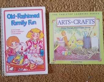 Children's arts & craft books