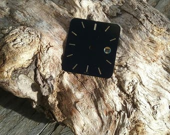 Black Watch dial gold cad20