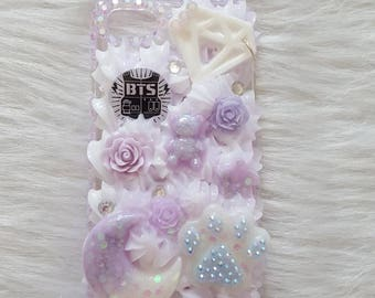 BTS FESTA army Bangtan themed case for iPhone 7