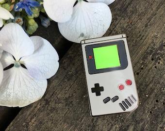 Gameboy Glow Enamel Pin