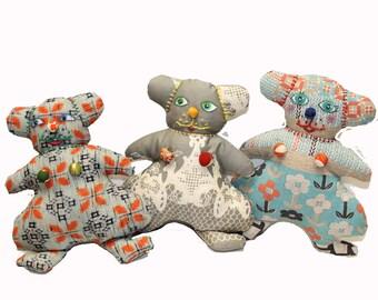 Handmade Bear dolle