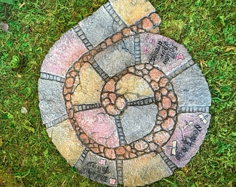 Miniature Fairy Circle Path / Patio