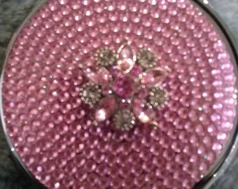 Bling Compact Mirror