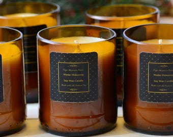 Winter Hideaway Soy Wax Candle