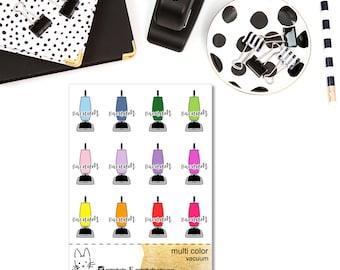 Multicolore - VACUUM