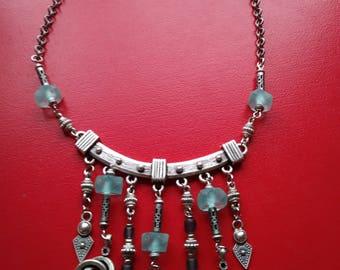 Tribal Bib Necklace