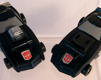 """2-1988 Transformers G1 """"Sizzle"""" figures!"""