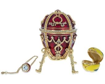 1895 Rosebud Faberge Egg