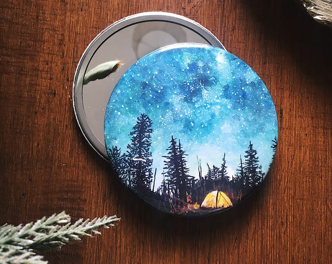 Camping Pocket Mirror