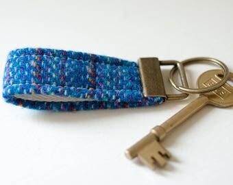 Harris Tweed Keyring // Keyfob