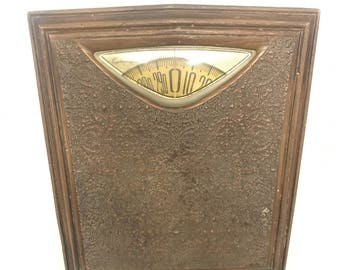 Items Similar To Vintage Counselor Bathroom Scale Made By