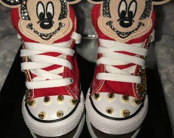 Mickey Mouse Converse
