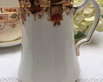 Exquisite 'Imari' Vintage Roslyn Creamer
