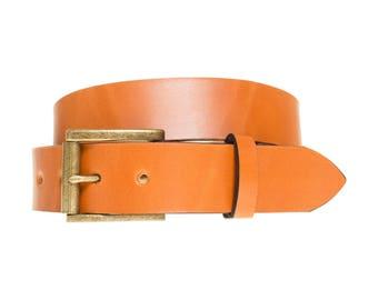Tan Brown Mens Belts | Leather Men Belt | Tan Belts | Best Belts for Men | Dress Belts | Mens Dress Belts | Groomsmen Belts Gifts Wedding