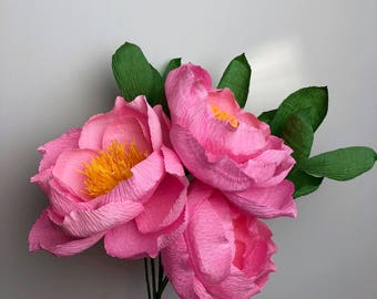 Full Peony Bouquet