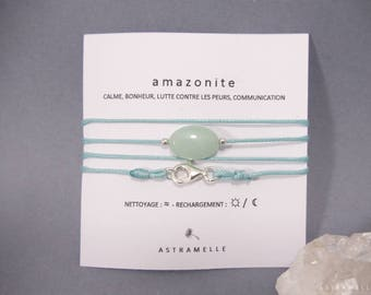 Greed Amazonite necklace