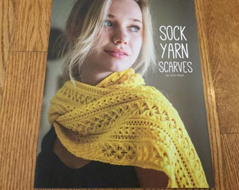 DISCOUNTED KnitPicks Sock Yarn Scarves