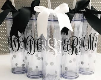Custom Tumbler, Tumbler, Bride to Be, Bridesmaid, Bridesmaid Tumbler, Gift Tumbler, Bridesmaid Gift, tumblers , Gift, Personalized Tumbler