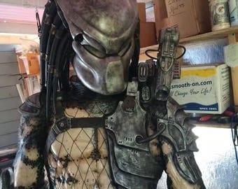 Predator costume, prop, Alien Hunter