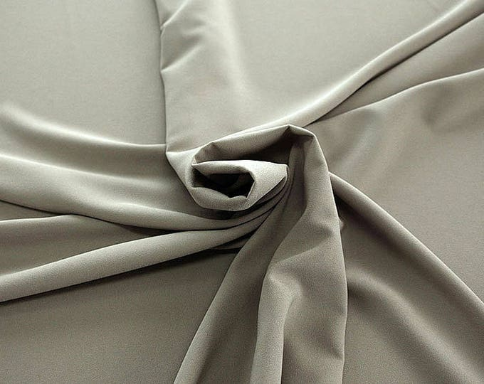 905010-Crepe 100% Polyester, width 150 cm, made in Italy, dry washing, weight 306 gr