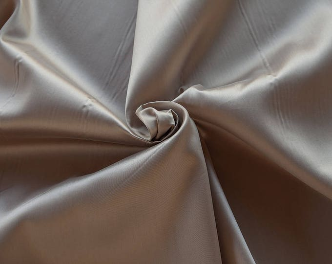273022-Mikado (Mix)-85% Polyester, 15% silk, width 160 cm, made in Italy, dry cleaning, weight 160 gr