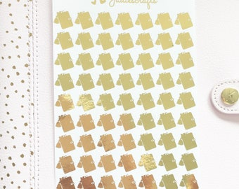 Foil Planner Stickers | Planner Stickers
