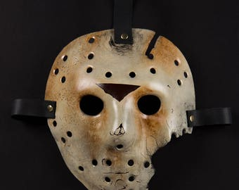 Friday the 13th jason voorhees mask