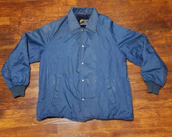 Outerwear Snap Button From Sears size Large